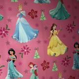 Disney Party Supplies   Disney Princess Wrapping Paper Gift Wrap 1roll New   Color: Pink   Size: Os