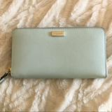 Kate Spade Bags   Kate Spade Zip Around Wallet   Color: Gold   Size: Os