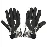 Nike Accessories | Nike D Tack 5.0 Lineman Pro Nfl Football Gloves | Color: Black | Size: Xxx-Large