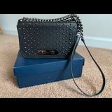 Coach Bags   Coach Black Leather Handbag   Color: Black   Size: Os