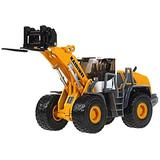 ZCX 1:50 Die-cast Metal Toy car Alloy Wheeled Telehandler Simulation Engineering Vehicle Model boy Girl Cognitive Collection Gift Toy Vehicles