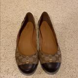 Coach Shoes | Coach Brown Womens Shoes | Color: Brown | Size: 8