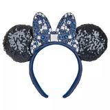 Disney Accessories | Minnie Mouse Headband Disneyland 65th Anniversary | Color: Red | Size: Os