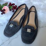 Michael Kors Shoes   Michael Kors Suede Loafers   Color: Gray   Size: 9.5