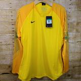 Nike Tops   Nike Yellow Soccer Goalie Jersey Womens Xl #B40   Color: Green/Yellow   Size: Various