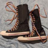 Disney Shoes | Disney Shake It Up Lace Up Shoes | Color: Black | Size: 4bb