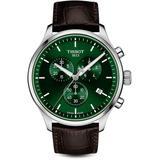 Chrono Xl Classic Chronograph - Green - Tissot Watches