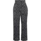 Trouser - Black - Sonia Rykiel Pants