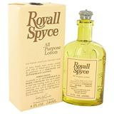 Royall Spyce By Royall Fragrances Aftershave Lotion Cologne for Men, 8.0 Ounce