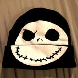 Disney Accessories | Nightmare Before Christmas Beenie | Color: Black | Size: Os