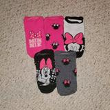Disney Accessories   Disney Women'S Socks   Color: Black/White   Size: Os