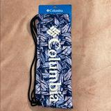 Columbia Bags | Nwt Columbia Drawstring Sling Bag Gym School | Color: Blue/Pink | Size: Os