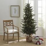 Woodland Tree in Burlap Ball - Ballard Designs