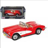 Disney Toys | Nwt 1959 Red Corevette Collectors Edition Toy Car | Color: Red/White | Size: Osbb
