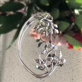 Anthropologie Jewelry | Anouck Lepere Sterling Silver Vine Ear Cuff | Color: Silver | Size: Os