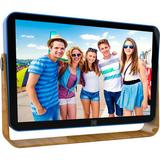 """Kodak 10"""" Digital Picture Frame with Wi-Fi and Multi-Touch Display (Ocean Blue) RWF-108 BLUE"""