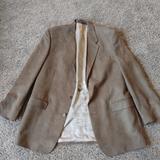 Ralph Lauren Suits & Blazers   Chaps Ralph Lauren Men'S Tan Sport Coat Suede   Color: Tan   Size: 44r