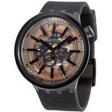 Dark Taste Quartz Watch - Black - Swatch Watches