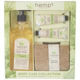 Hemp+ 4 Pc. Body Care Collection
