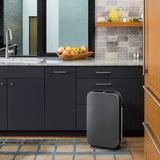 Alen BreatheSmart w/ HEPA filter in Gray, Size 25.0 H x 15.0 W x 8.5 D in | Wayfair Flex-Silver-Carbon