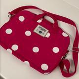 Pink Victoria's Secret Accessories | Pink Laptop Case | Color: Pink/White | Size: Os