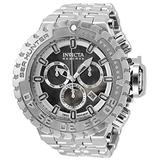 Invicta Men's Sea Hunter Swiss Quartz Diving Watch with Stainless Steel Strap, 31.3 (Model: 34590)