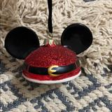 Disney Holiday | Disney Ornament | Color: Black/Red | Size: Os