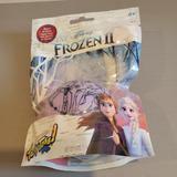 Disney Toys | 2$15 Disney Frozen Ii Tacky Toss Ball | Color: Purple | Size: Osg