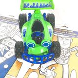 Disney Toys | Disney Toy Story Rc Racer Electric Toy Race Car | Color: Blue/Green | Size: Os