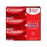 Colgate Toothpaste - Optic White Advanced Teeth Whitening Toothpaste