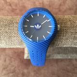 Adidas Accessories | Adidas Nwot Authentic Blue Design Watch | Color: Blue/White | Size: 41mm