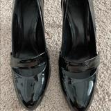 Burberry Shoes | Burberry Black Patent Mary Jane Heel | Color: Black | Size: 6.5
