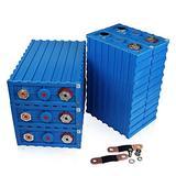 LiRongPing Brand 16PCS 3.2V CALB 200Ah LiFePO4 Battery SE200 Lithium Iron Phosphate12V 48V 24V400AH Packs Solar Battery EU US Tax Free