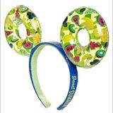 Disney Accessories | New Disney Mickey Mouse Pool Float Ear Headband | Color: Blue/Green | Size: Os