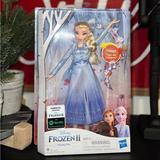 Disney Toys | New! Disney Frozen 2 Singing Elsa Doll. | Color: Blue | Size: Osg