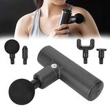 Massage Gun, Rechargeable Electric Muscle Massager 4 Massage Gun Massage Gun Electric hand-held massager for muscle-deep relaxation