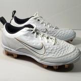 Nike Shoes   Nike Women'S Hyperdiamond 2 Pro Softball Cleats   Color: White   Size: 10
