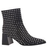 Steve Madden Elaria-S - Womens 6 Black Boot Medium