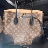 Louis Vuitton Bags | Louis Vuitton Flandrin Monogram Shoulder Handbag | Color: Black/Brown | Size: Os