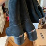 Michael Kors Shoes   Micheal Kors Knee High Suede Black Boots   Color: Black   Size: 6