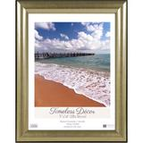 Timeless Frames Taylor Picture Frame Plastic in Yellow, Size 22.5 H x 18.5 W x 0.75 D in | Wayfair 80290