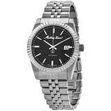 Mathey-Tissot Mathy III Automatic Black Dial Men's Watch H1810ATAN