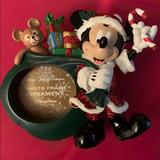 Disney Holiday | Disney Mickey Mouse Ornament | Color: Green/Red | Size: Os