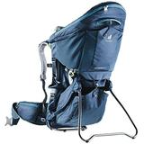 Deuter Kid Comfort Pro Child Carrier and Backpack - Midnight