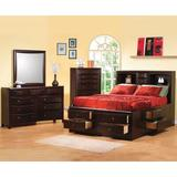Longshore Tides Spielman Platform Bed Wood in White, Size 57.5 W x 76.0 D in | Wayfair 400E268D36B54DB28D6F94C5770373DF