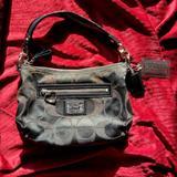 Coach Bags   Coach Signature Jacquard Crossbody Handbag   Color: Black   Size: Os