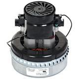"Lamb Ametek 116125-01 2-stage 5.7"" vacuum motor, 240 volt."