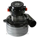 "Lamb Ametek 119433-07 3-stage 5.7"" vacuum motor, 24 volt."