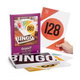 BryBelly Board Games - Giant Bingo Calling Card Set