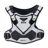 STX Cell V Shoulder Pad Liner White